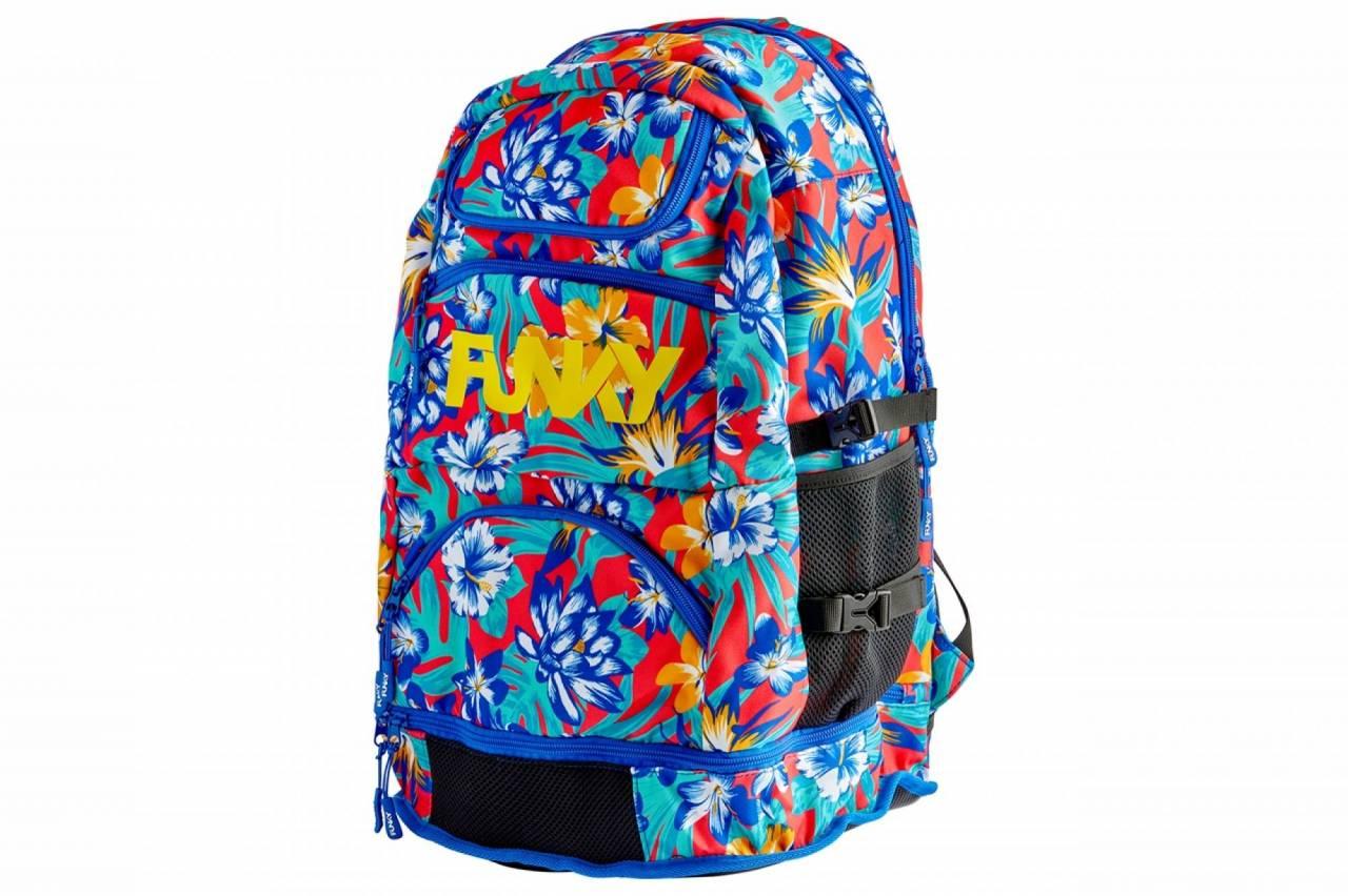 Funky Trunks Elite Squad Backpack Aloha From Hawaii Rucksack