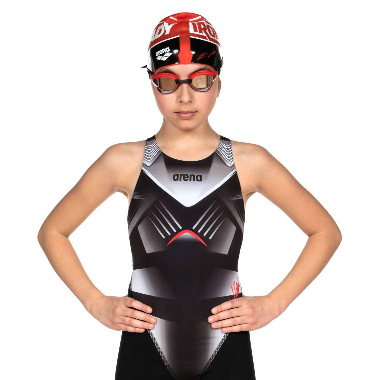 Powerskin ST 2.0 für Mädchen - Elite II Iron Lady Katinka Hosszu