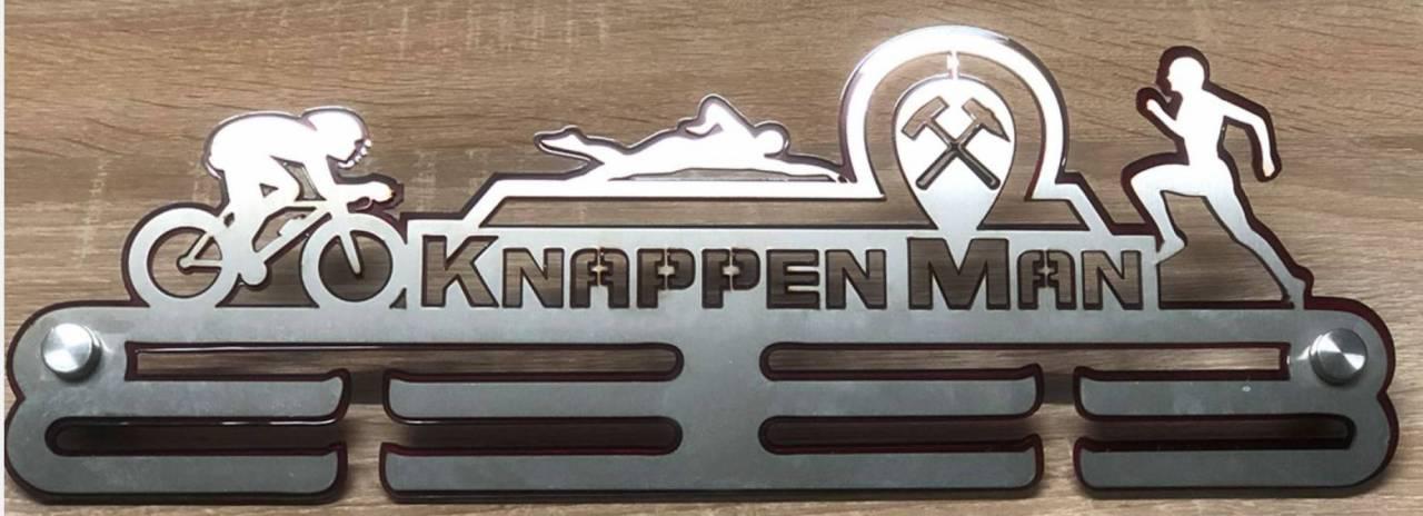 Medaillen Wandhalter KnappenMan