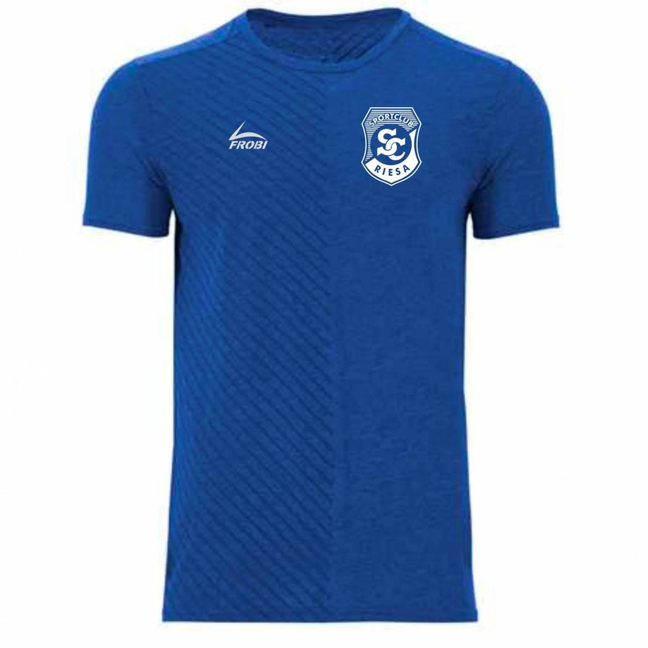 T-Shirt Ton-in-Ton - SC Riesa