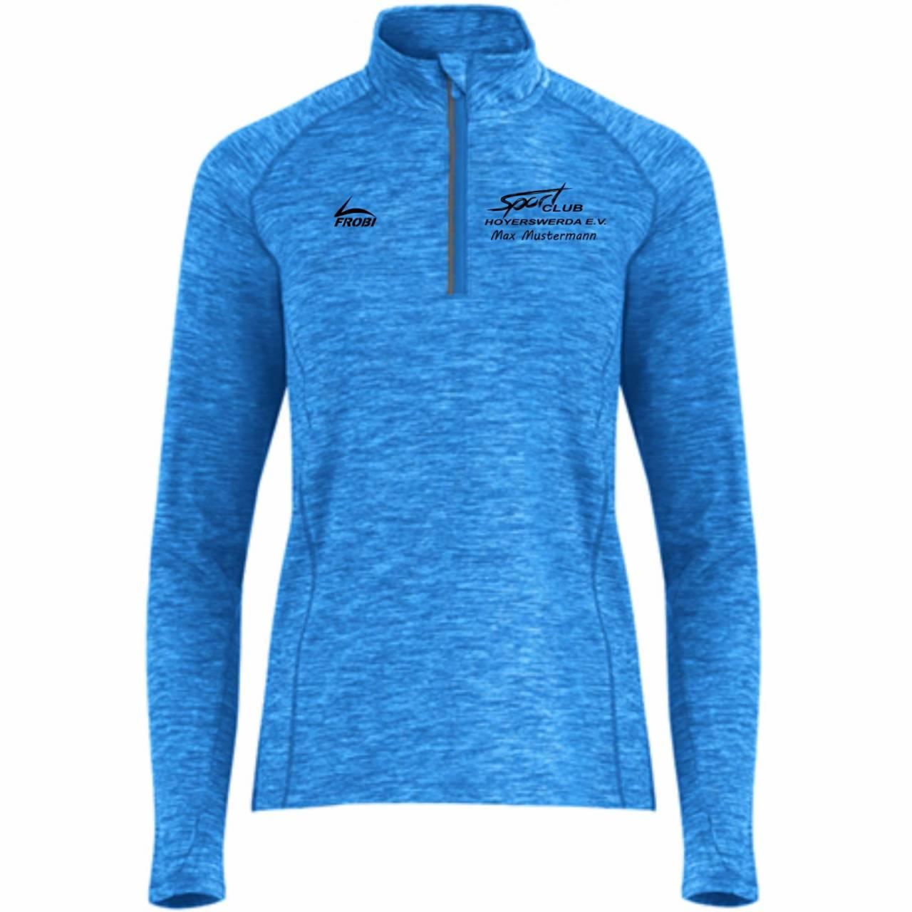 Funktions-Sweatshirt Montana / Women - SC Hoyerswerda