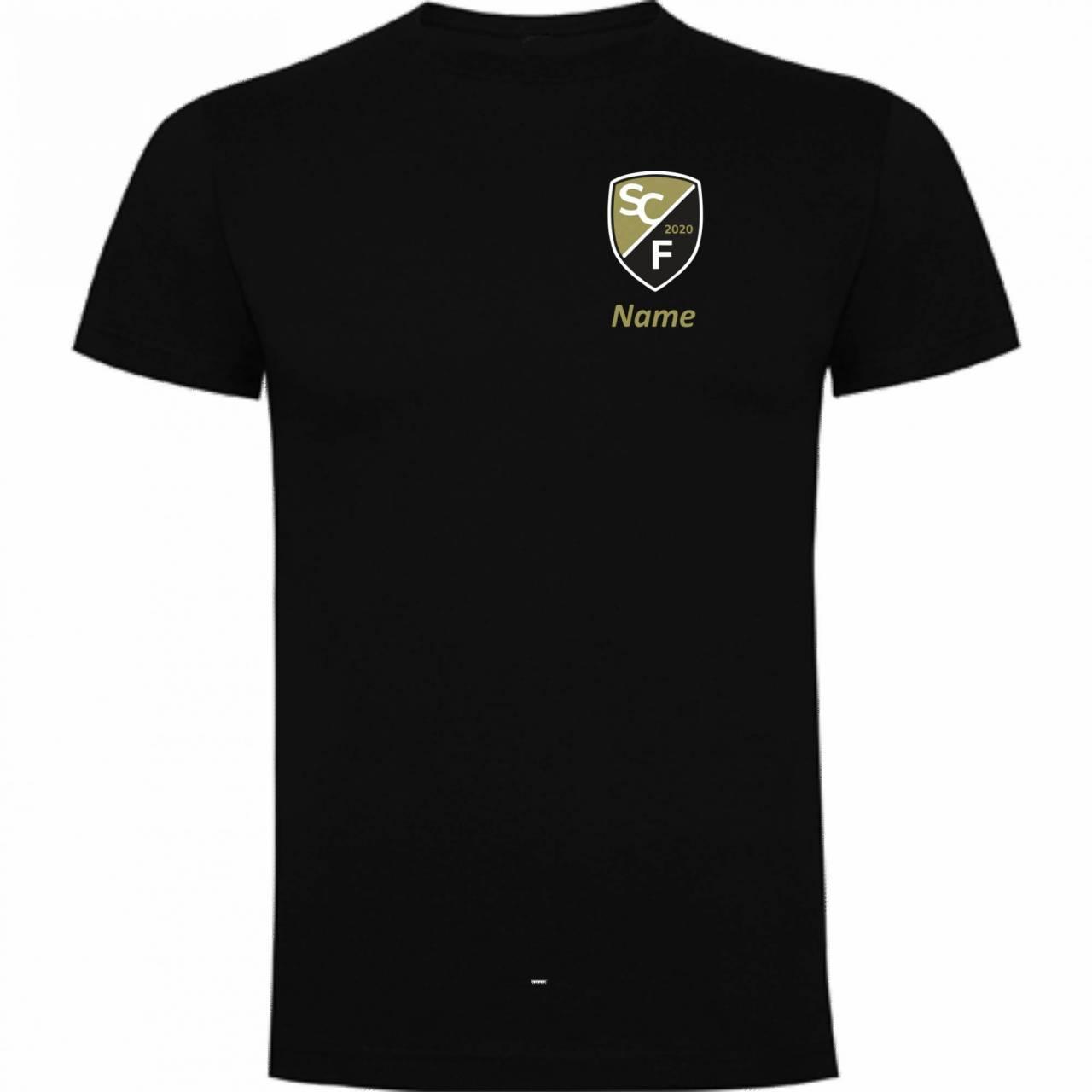 Baumwoll-Shirt - SC Freital
