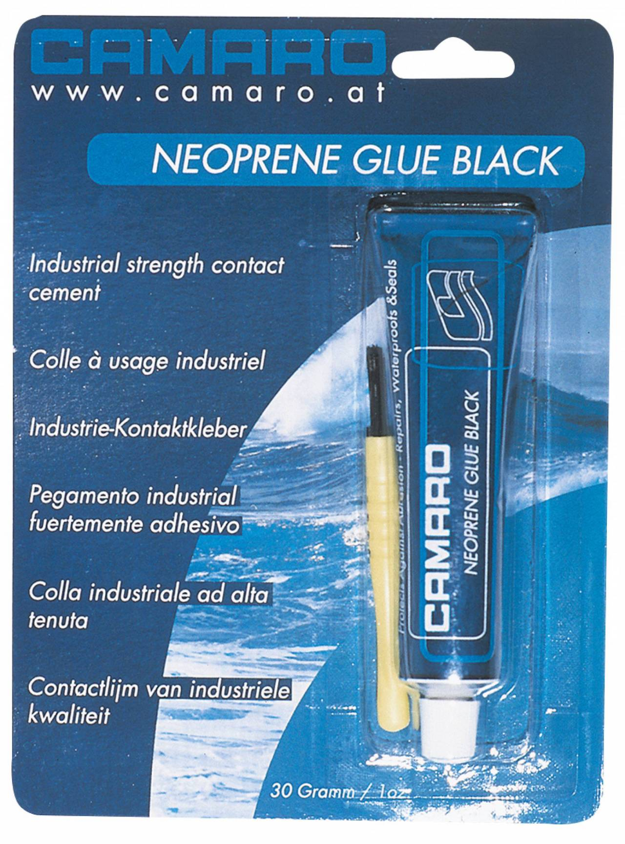 NEOPREN GLUE BLACK