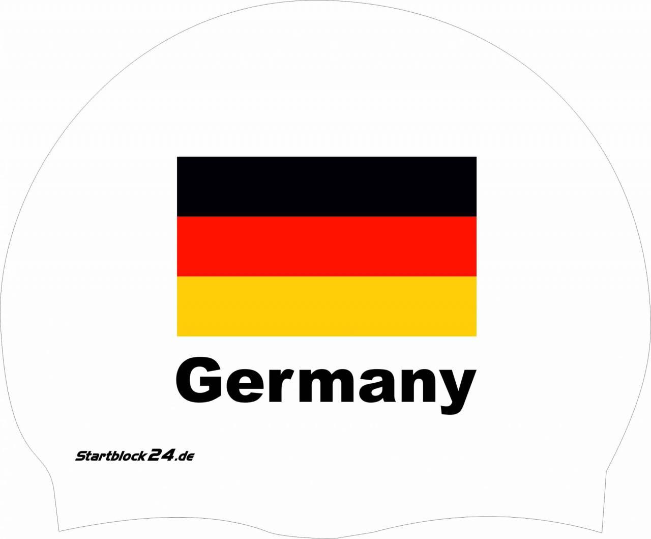 Badekappe Germany