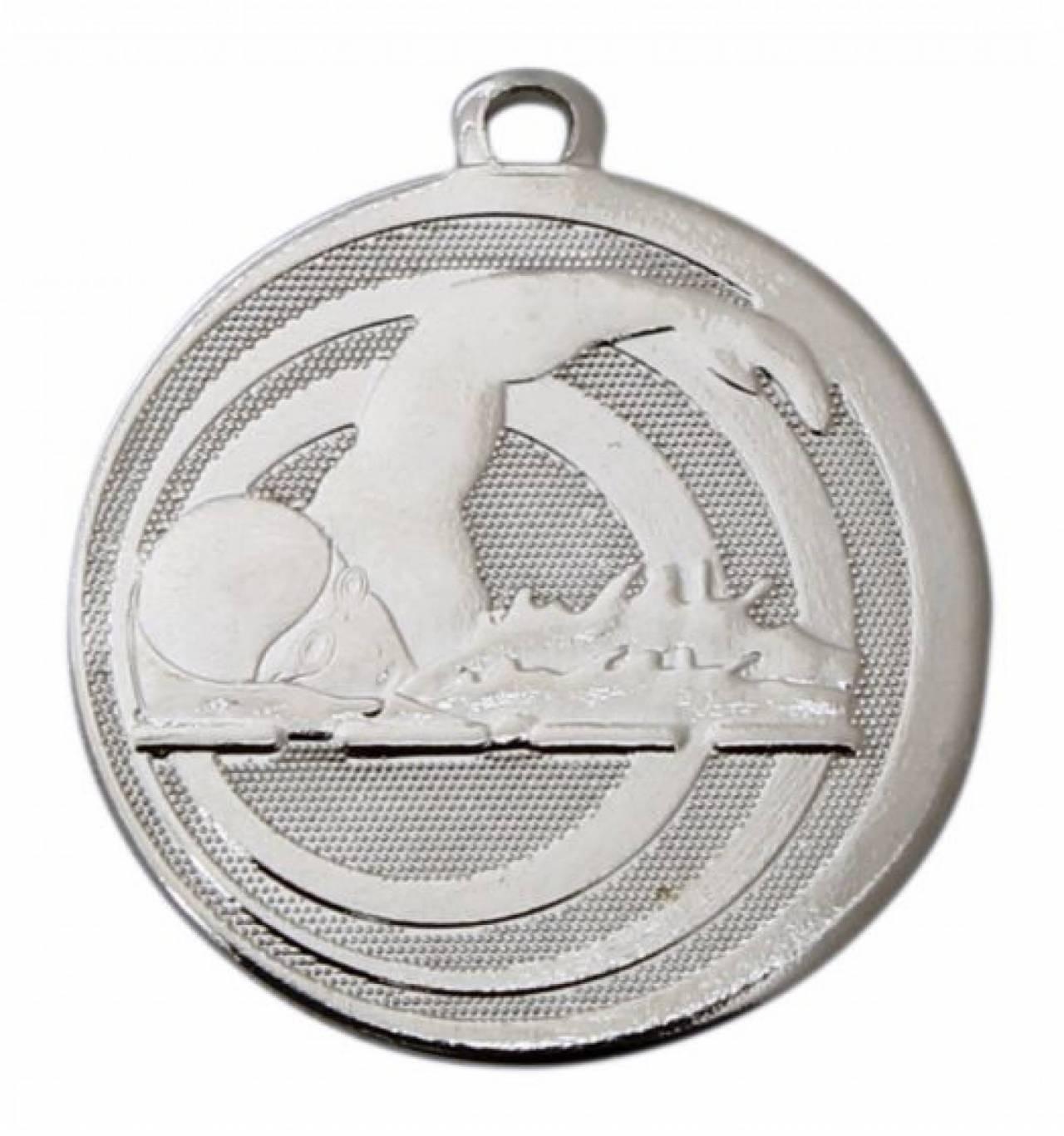 Medaille Schwimmen 45mm