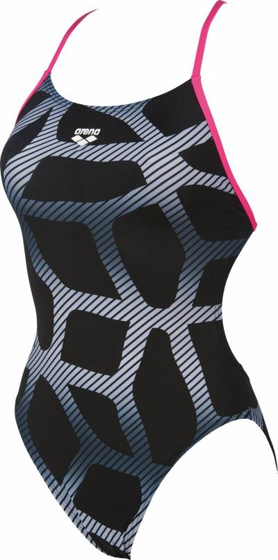 W SPIDER SWIM PRO BACK ONE PIECE