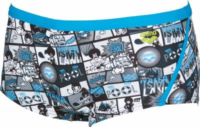 M COMICS LOW WAIST SHORT