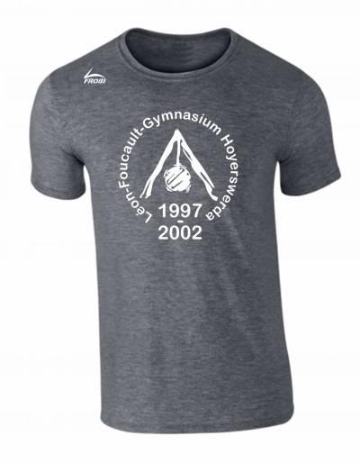 Ehemaligen / Jahrgangs Shirt - Léon Foucault Gymnasium Hoyerswerda