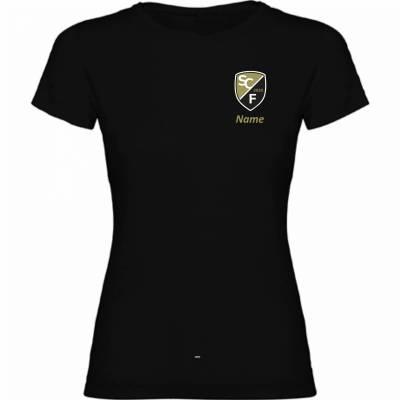 Baumwoll-Shirt Damen - SC Freital