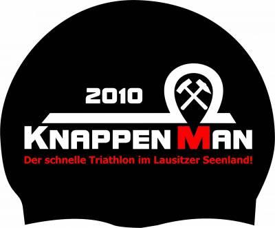 Badekappe Knappenman 2010