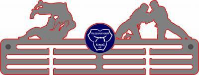 Medaillen Wandhalter - Kampfsport