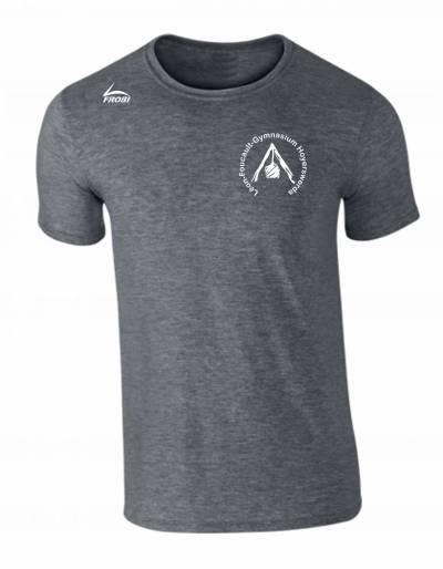 T-Shirt - Léon Foucault Gymnasium Hoyerswerda