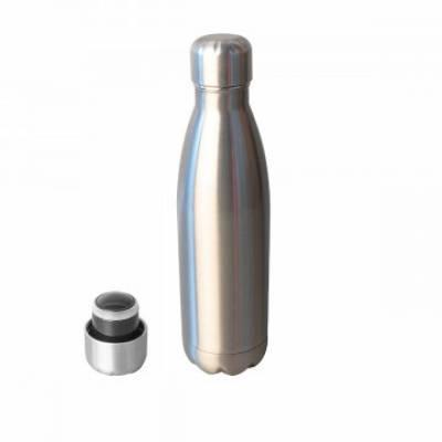 Edelstahl-Trinkflasche farbig, 500 ml