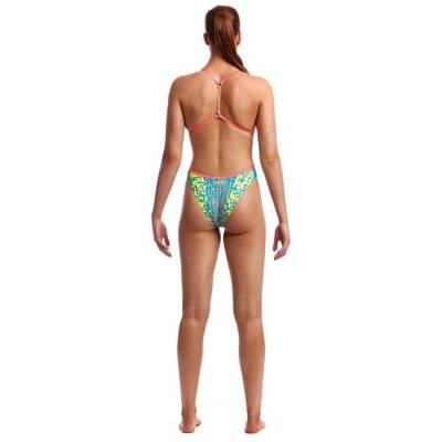 Funkita Ladies Twisted one Piece Second Skin