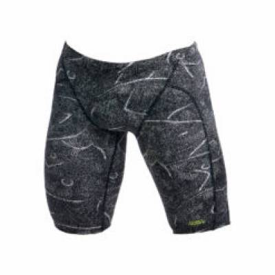 Funky Trunks Herren Training Jammer Crack Up Badehose